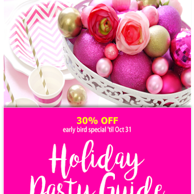 Holiday Party Guide Early Bird Special