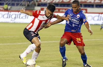 Deportivo Pasto vs Junior