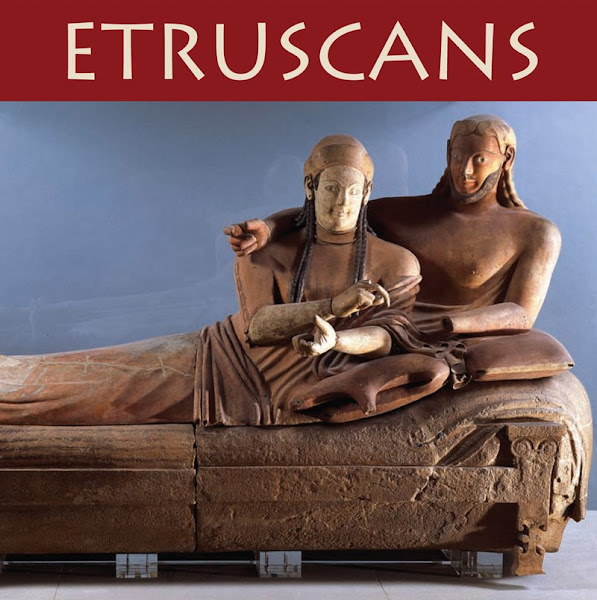 Etruscans, Romans and a Modified Alphabet - Official Website - BenjaminMadeira