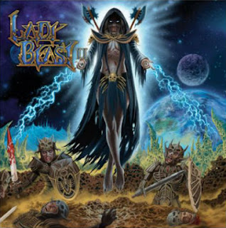 """Ακούστε τον δίσκο των Lady Beast -""""Lady Beast II"""""""
