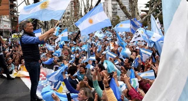 """Macri sumó una nueva propuesta de campaña para el campo: """"Tenemos que seguir generando las condiciones para que siga avanzando"""""""