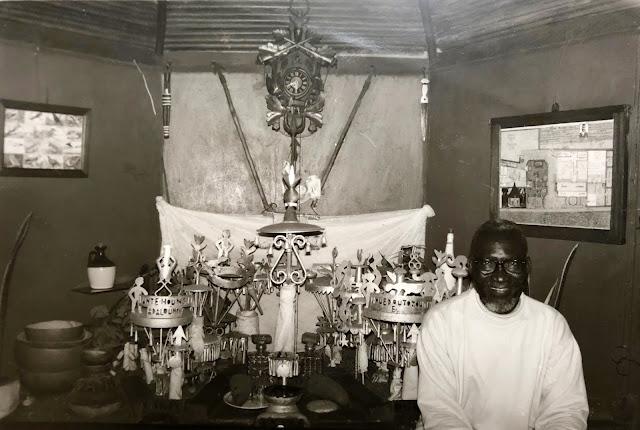 Benin Porto Novo Haiti Vaudou Voodoo Vodun cult Traditional African music religion black tribal ceremony ritual magic musique africaine