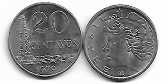 20 centavos, 1979