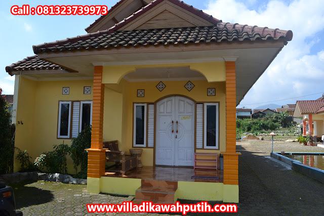 Villa kawah putih yang nyaman dan asik