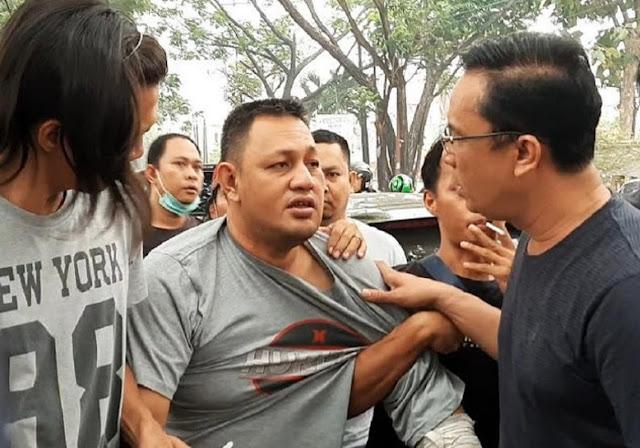 Ini Tampang Otak Pelaku Pembunuhan Wanita yang Dicor di Palembang