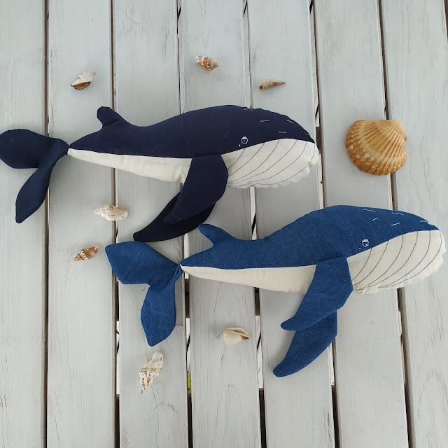 Jest lato to i wieloryb być musi ;)