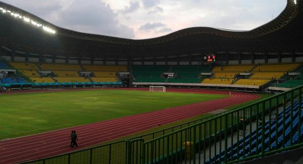 Manajemen Persija Tanggapi Polemik Stadion Patriot Bekasi
