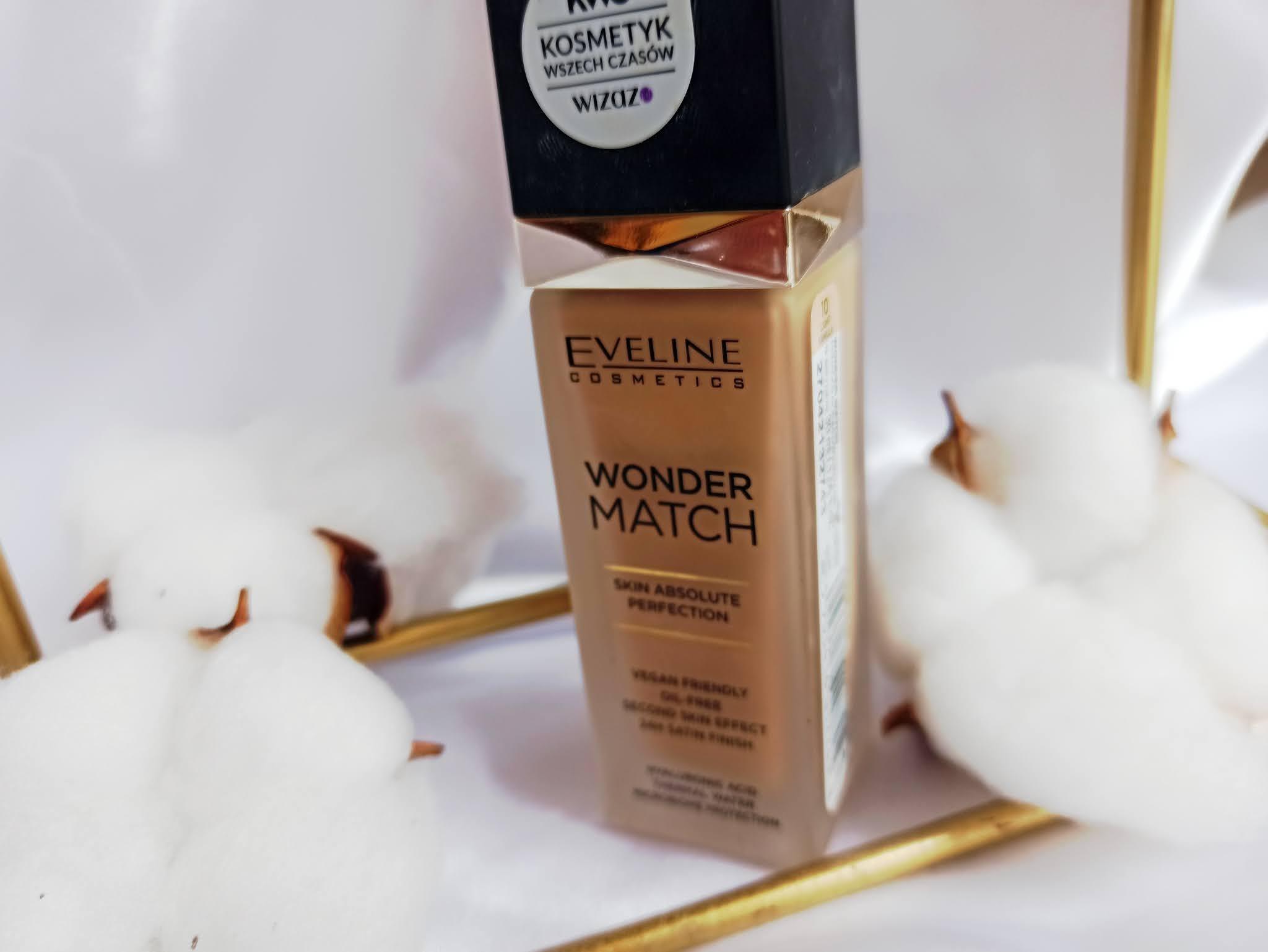 Podkład Eveline Wonder Match - recenzja, opinie