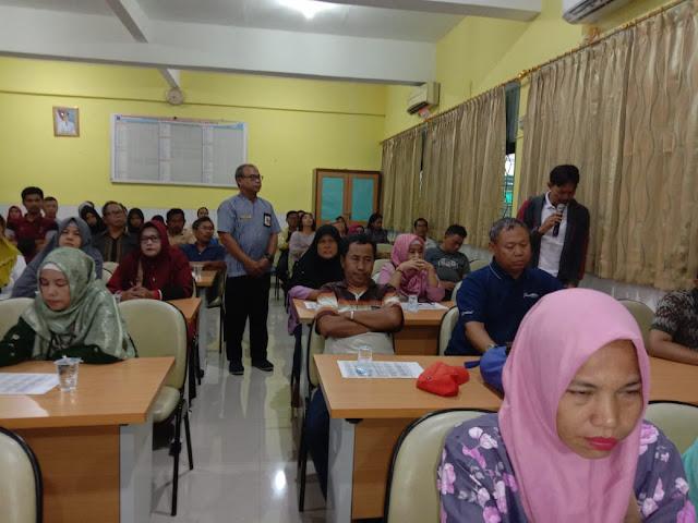 Sosialisasi UNBK dan Seminar Wali Murid Kelas XII Tahun 2020