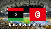 مباراة ليبيا وتونس بث مباشر بتاريخ 25-03-2021 تصفيات كأس أمم أفريقيا