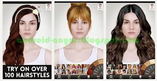 Download Celebrity Hairstyle Salon APK
