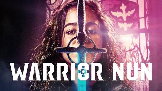 Os títulos bíblicos de Warrior Nun!