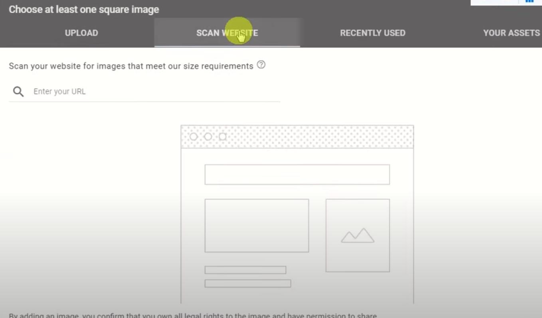 Google Ads Image Extension