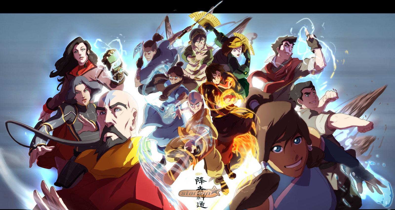 Avatar: La leyenda de Korra libro 3 capitulo 13 sub español/audio latino descarga y online final del libro cambios