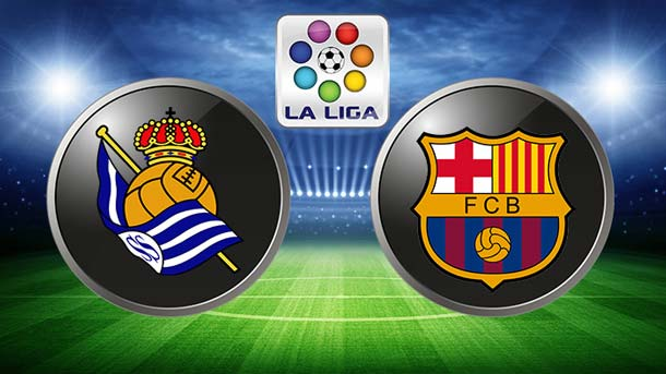 Real Sociedad vs Barcelona Full Match & Highlights 14 January 2018