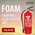 ALAT PEMADAM API FOAM  AFFF  PORTABLE