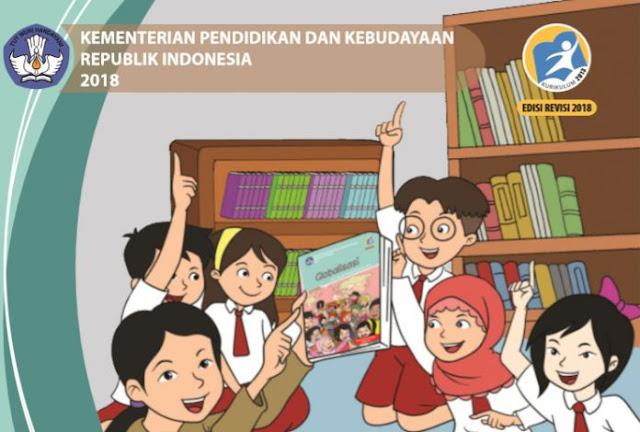 Download Buku K13 SD Semester 2 Revisi 2018 Lengkap