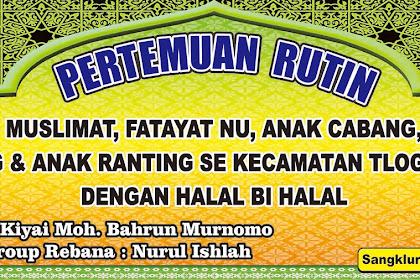 20+ New For Contoh Banner Pengajian Muslimat Nu