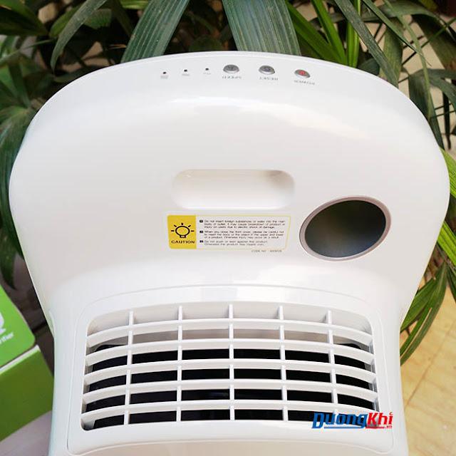 Cách sử dụng máy lọc không khí Coway hiệu quả trong mùa hè