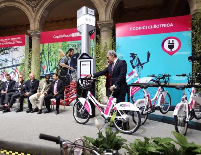 bicicletas electricas mexico