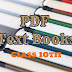 Kerala SCERT Class 10th PDF Text Books Free Download