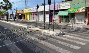 Lockdown: Veja o que irá funcionar nesse fim de semana em Campo Maior