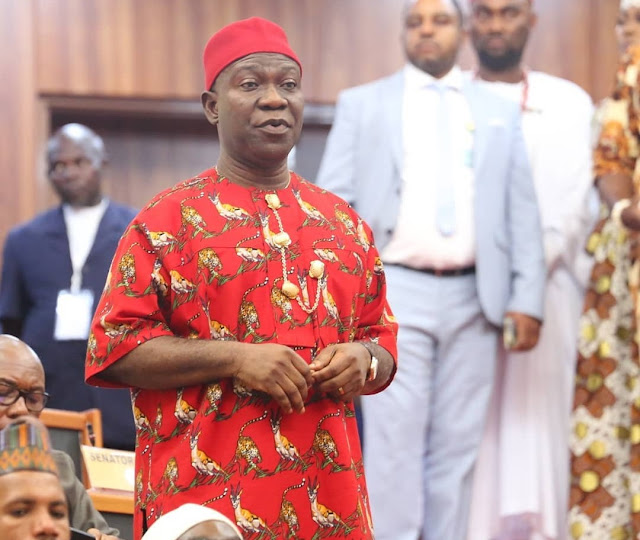 Ike Ekweremadu Biography