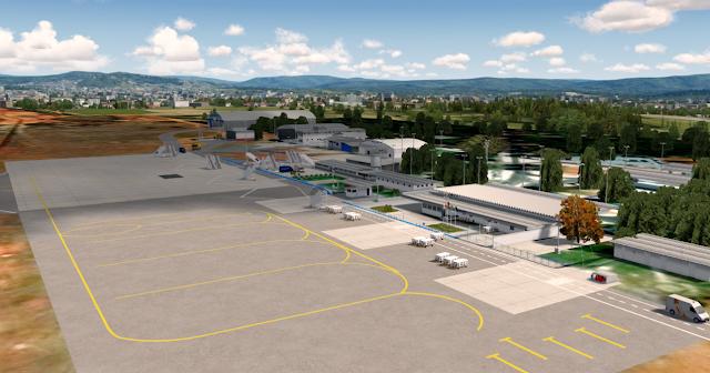 [Loja] SBMKX2017 - Aeroporto de Montes Claros FSX, Prepar3D vs 3, 4
