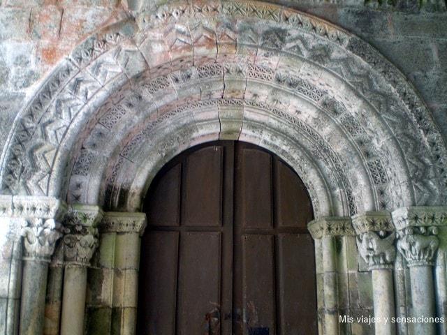 Iglesia San Andrés de Valdebárzarna, Ruta del Románico en Asturias