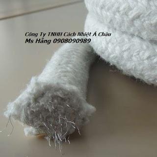Dây sợi gốm Ceramic chịu nhiệt, chống cháy   Cách nhiệt Á Châu PAgu1Rd