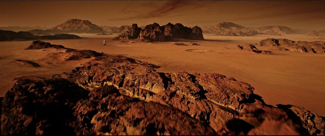 image from The Martian movie