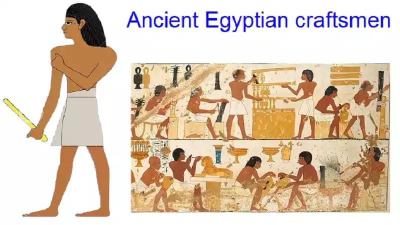 Ancient Egyptian craftsmen