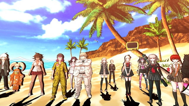 Danganronpa 2: Goodbye Despair PC Full