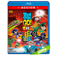 Teen Titans Go! Vs. Teen Titans (2019) BDRip 1080p Audio Dual Latino-Ingles