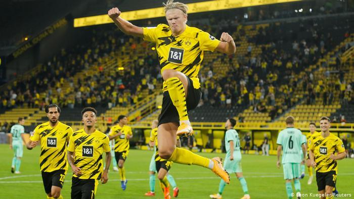 موعد مباراة لازبيج وبروسيا دورتموند في الجوله الثانية والثلاثون من الدوري الالماني