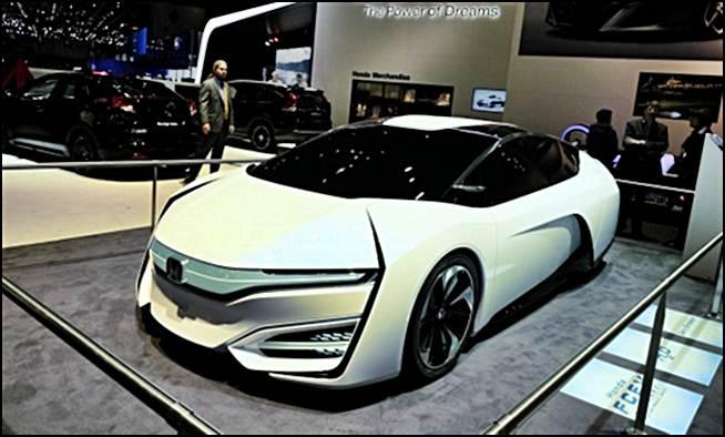 honda civic hybrid type  turbo honda concept