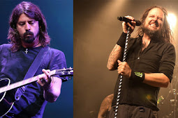 Splashy, Dave Grohl Will Collaborate with Korn?