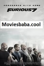 Furious 7 (2015) Full Movie Dual Audio Hindi BRRip 720p