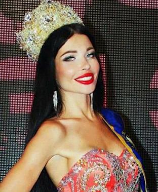 Elena Nizhegorodtseva - Miss Volga - 2019