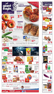 ⭐ Giant Eagle Ad 10/29/20 ⭐ Giant Eagle Weekly Ad October 29 2020
