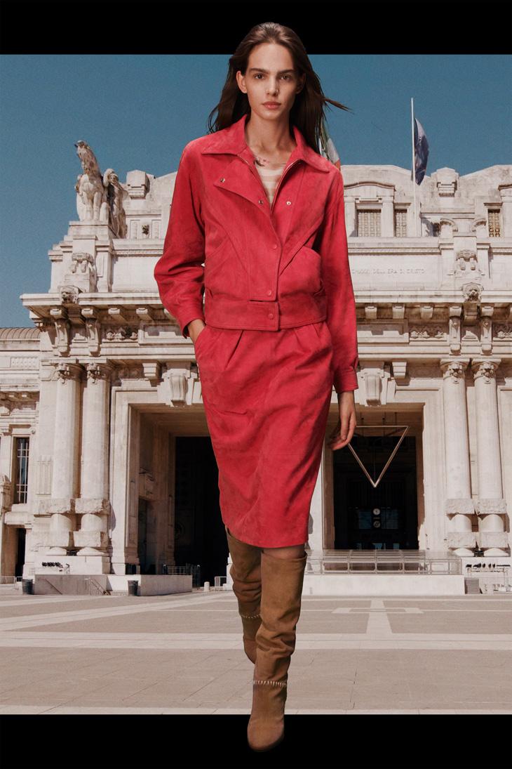 LOOKBOOK: Alberta Ferretti Resort 2021 Collection