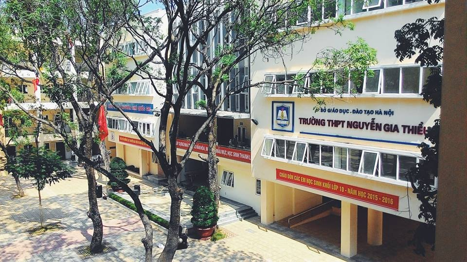 THPT Nguyễn Gia Thiều - Trường cấp 3 trọng điểm của thủ đô Hà Nội