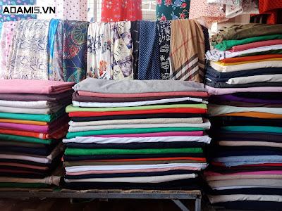 vải linen tại cửa hàng vải ký bình dương