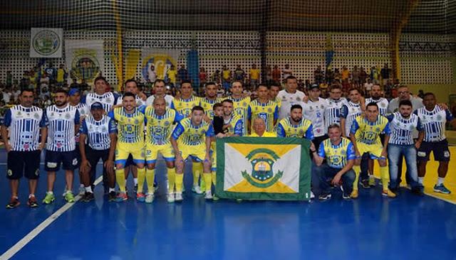 Horizonte se consolida no cenário nacional do futsal e leva seu 13º título.
