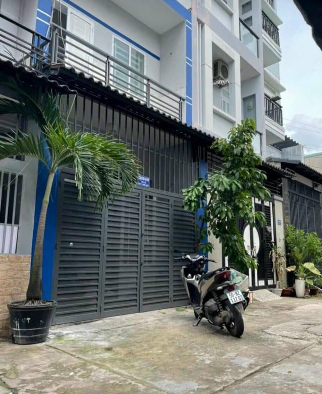 Bán nhà hẻm 276 Mã Lò quận Bình Tân dưới 4 tỷ mới nhất