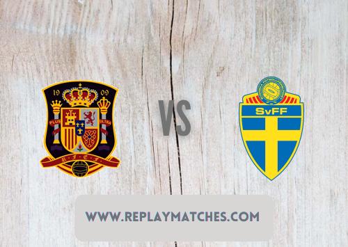 Spain vs Sweden -Highlights 14 June 2021