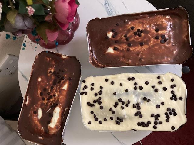 Percubaan Membuat Tornado Cake Versi Che Nom