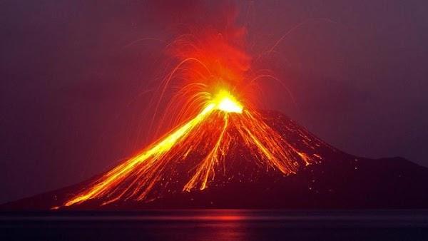 Anak Krakatau Menyusut, Nelayan Sempat Lihat Gunung Terbelah