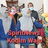Ibu Ketua Persit Koorcabrem 141 PD XIV/HSN di Dampingi Dandim Wajo