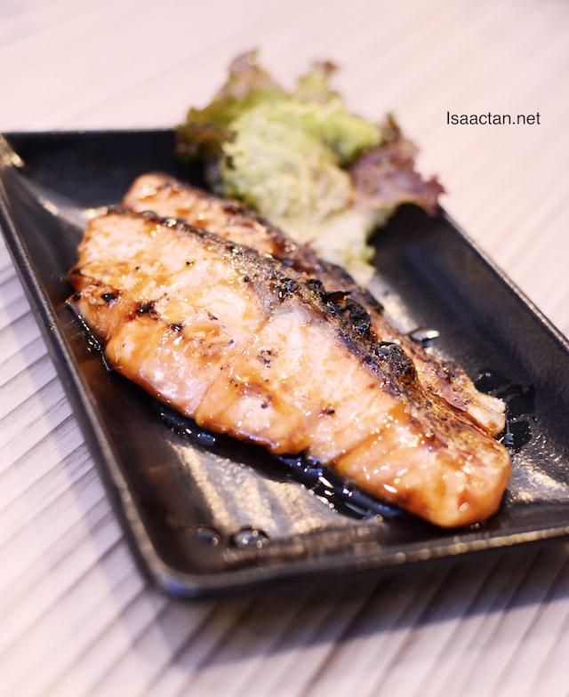 Salmon Shioyaki - RM12.90